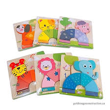 wooden jigsaw puzzles for toddlers