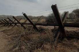 Border Wall Construction In Arizona Causes Environmental Concerns