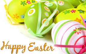 Happy Good Friday and Easter Sunday ...