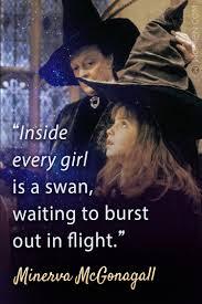 top most memorable minerva mcgonagall quotes com