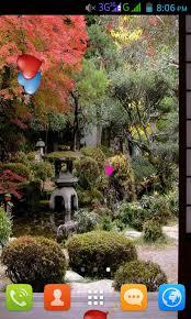 zen garden live wallpaper posted by
