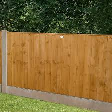 Forest 6 X 4 Featheredge Fence Panel 1 83m X 1 24m B M