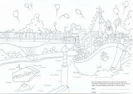 Kleurwedstrijd Sinterklaasintocht Nederweert Nederweert24