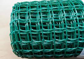 Green Plastic Garden Mesh Wire Ideal For Garden Fencing 5mx0 5mx20mm Value Ebay