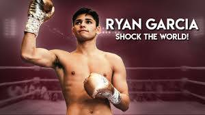 Ryan Garcia takes on YouTube... Let's shock the world! - YouTube