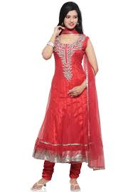 Red #Anarkali @ $143.94 | ooo shiny | Indian dresses, Indian attire, Indian  outfits
