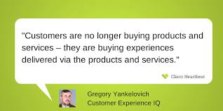 quotes about customer experience quotes