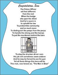 police poems and es esgram