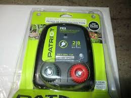 Patriot Pe2 Electric Fence Energizer 0 10 Joule 41 01 Picclick