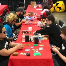The Game Zone - A Video Game Con Pokemon Trading Card Game...