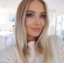 makeup ideas for blonde hair blue eyes