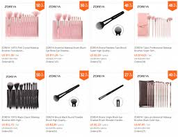 chinese makeup brands on aliexpress