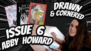 Drawn & Cornered | Issue 6 with Abby Howard - YouTube