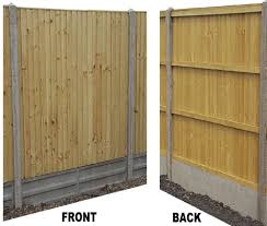 Closeboard Fence Panel Feather Edge Fence Panel Supplied Supplier Installed Installer In Kent Sittingbourne Milton Rainham Sheerness Minster Isle Of Sheppey Chatham Newington Maidstone Canterbury