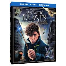 Fantastic Beasts and Where to Find Them Blu-ray + DVD + Digital HD  UltraViolet Combo Pack BD Family   Meijer Grocery, Pharmacy, Home & More!