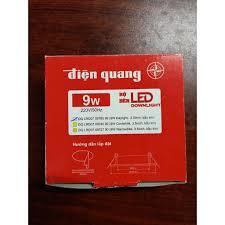 Đèn led âm trần Điện Quang 9w