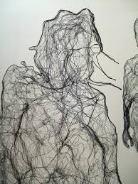 Celia Smith Drawing with Wire « The Curve Blogs