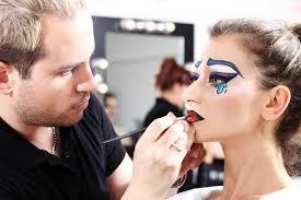 theatre makeup artist milano