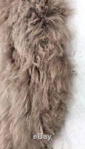 beige 4 pelt genuine sheepskin rug ikea