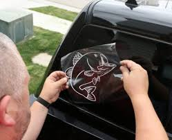 How To Make A Vinyl Car Decals The Crafty Blog Stalker