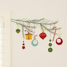 Dcwv Diary Christmas Wall Decal Holiday Decals Holiday Wall Art