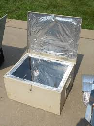 solar cooking safety requires a little