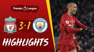 Liverpool 3-1 Man City