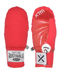 xtm mitt scotty james red mac s