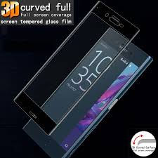 For Sony Xz Xzs Film 3d Curved Edge Full Cover Tempered Glass Protector For Sony Xperia Xz Premium Screen Glass Protective Film A325