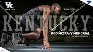 Kentucky Takes Top Marks at McCravy Memorial Meet – ukfansallday