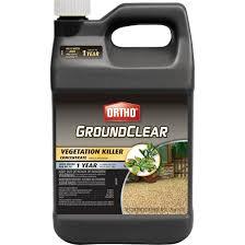 Ortho Groundclear Vegetation Killer Concentrate 1 25 Gal Bjs Wholesale Club