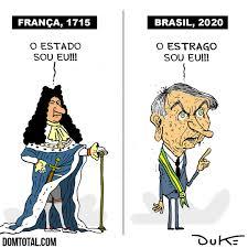 Bolsonaro, a Rainha Louca