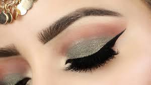 indian wedding guest eye makeup