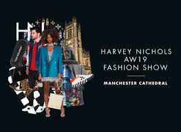 harvey nichols aw19 fashion show harvey