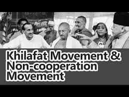 Khilafat Movement and Non-cooperation Movement by Roman Saini ...