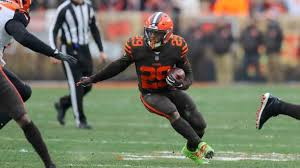 Browns trade RB Johnson to Texans for '20 pick - ABC13 Houston