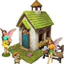 7 piece fairy garden kit by glitzglam a