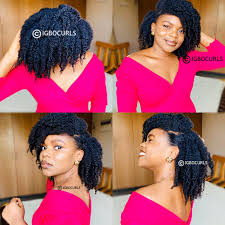 diy 4c hair growth hot oil treatment