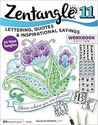 zentangle lettering quotes and inspirational sayings design