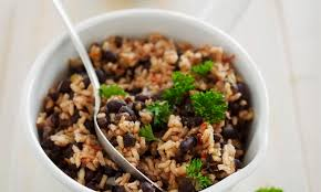 make arroz moro or rice and beans