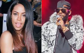 Aaliyah's mother hits out at claims that R.Kelly had underage sex ...