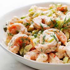 Simple and Spectacular Shrimp Salad ...