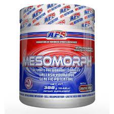 mesomorph pre workout g aps