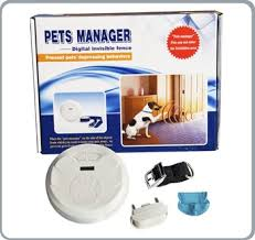 Pets Manager Indoor Dog Cat Wireless Fence Pet Barrier Containment System New Buy Wireless Fence Electric Fence System Indoor Fencing For Dogs Product On Alibaba Com