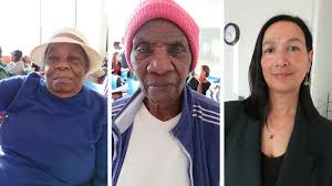 Estelle Murray, Abigail Campbell, Jacqueline Crooks - Southwark News