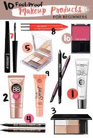 10 fool proof makeup s for beginners