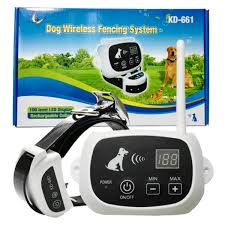 Blitzwolf Kd661 Wireless Dog Fence Containment System White Vip Outlet