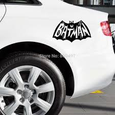 10 X Newest Design The Avengers Batman Devil Car Decal Car Accessories Car Sticker For Toyota Chevrolet Volkswagen Fiat Bmw Ford Car Sticker Stickers For Toyotafor Toyota Aliexpress