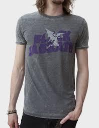black sabbath logo daemon t shirt
