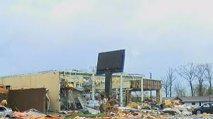 Tornado flattens buildings in Jonesboro ...